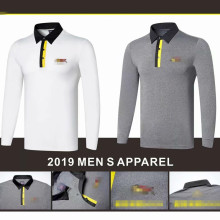 Новинка, одежда для гольфа, мужская спортивная одежда, футболка с длинными рукавами, Весенняя и осенняя Повседневная Толстовка