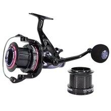 Hirisi Carp Fishing Reels 10+1 Ball Bearing Spinning Reel Hq8000