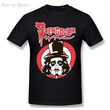 Брендовая мужская футболка с коротким рукавом svengoolie