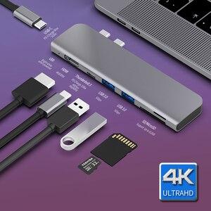 USB 3.1 Type-C Hub To HDMI Ada