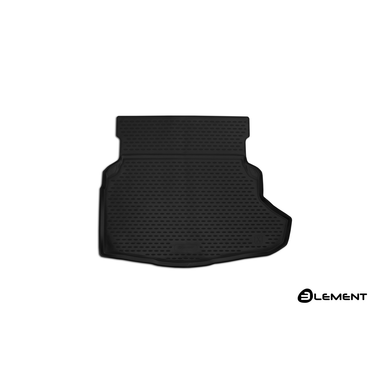 Trunk Mat For MERCEDES-BENZ C-Class IV W205), 2014, ETS. 1 PCs ELEMENT3453B10