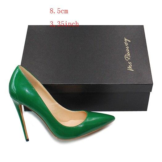 Green 8.5 Patent