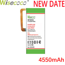 WISECOCO 4550mAh BL268 Battery For Lenovo ZUK Z2 CellPhone In stock Latest Production High NEW Quality Battery+Tracking number цены