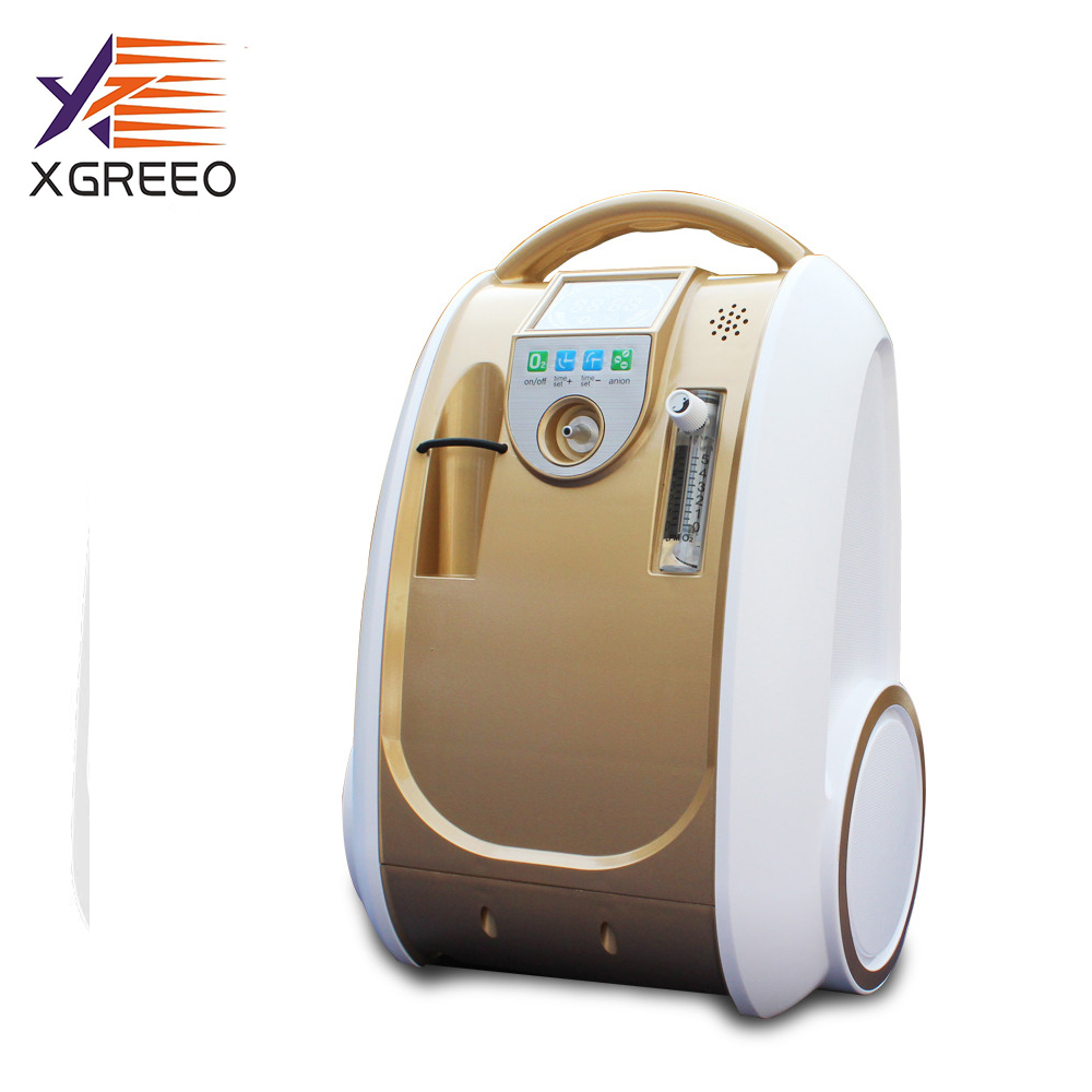 XGREEO Portable Medical Oxygen Generator/Oxygen Concentrator/oxygen Bank/oxygen Making Device