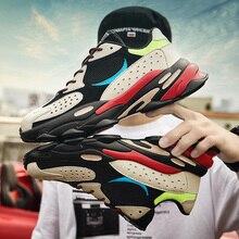 Hot Sale Flat Men Shoes Breathable Lightweight Vulcanize