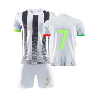 Ronaldo Same football jersey  hommens t shirt men Italy Football jerseys child mens Soccer Clothes Sets Training set
