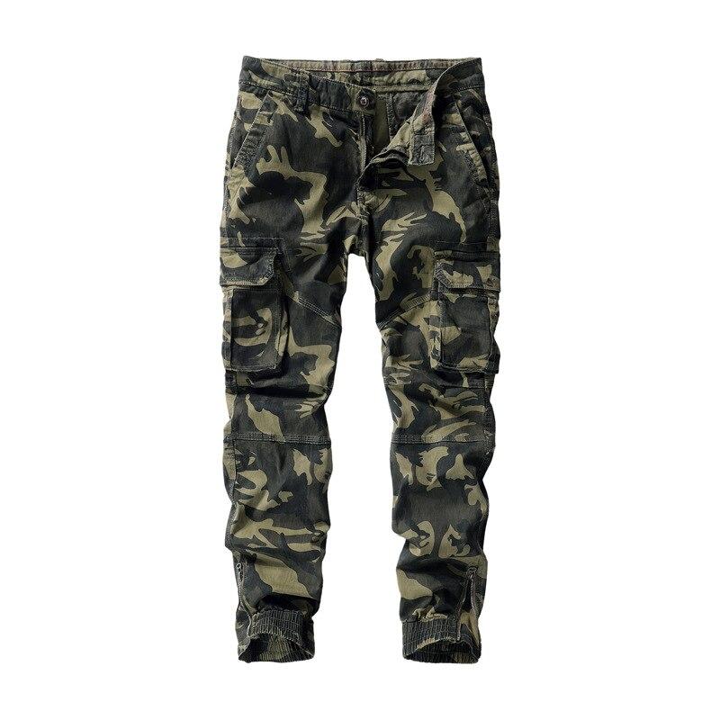 2019 Europe et états-unis pantalons de camouflage hommes marée marque salopette cross-country chaussures décontractées pour homme grande taille hommes tro