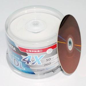 Image 2 - 50 パック/1 ridata/ritek ボックス a + 品質ブランクインクジェット印刷可能なブルーレイ dl 2 8x デュアル層 50 ギガバイト bd dl ディスクオリジナルケーキボックス