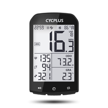 Bike-Accessories Odometer Bike Computer Cycling Gps IPX6 Bluetooth-4.0 Cycplus M1 Ant
