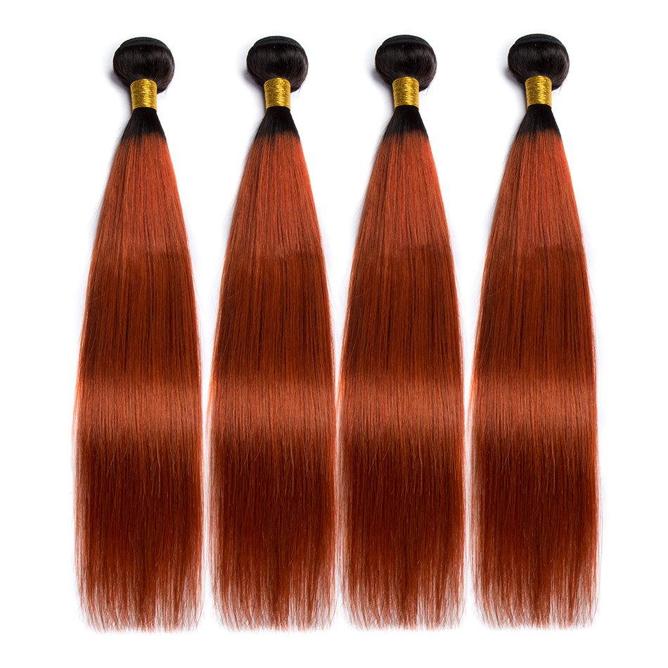 Special Offer Alibele 1b 99j Red Blonde Brazilian Straight
