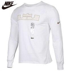 Originale NIKE COME LBJ M NK ASCIUTTO TEE PIÙ FORTE 100% cotone Morbido Magliette Comoda Abbigliamento Vendita Limitata