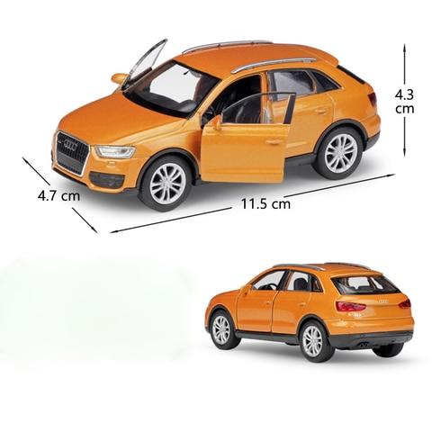 welly 136 real vida metal modelo carro