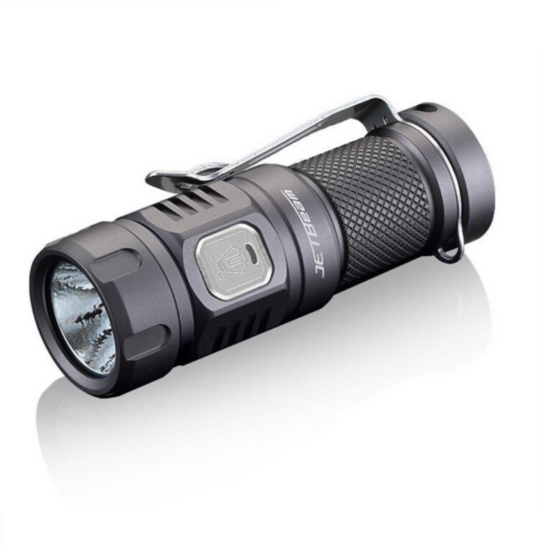 Original JETBeam E20R LED Flashlights SST40 N4 BC 990 Lumen Micro USB Rechargeable Flashlight For Outdoor Sports Search