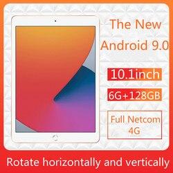 Nowy tablet 10.1-cal duży ekran osiem-core pełny Netcom 4GWiFi uczenia się on-line i biura gry na androida