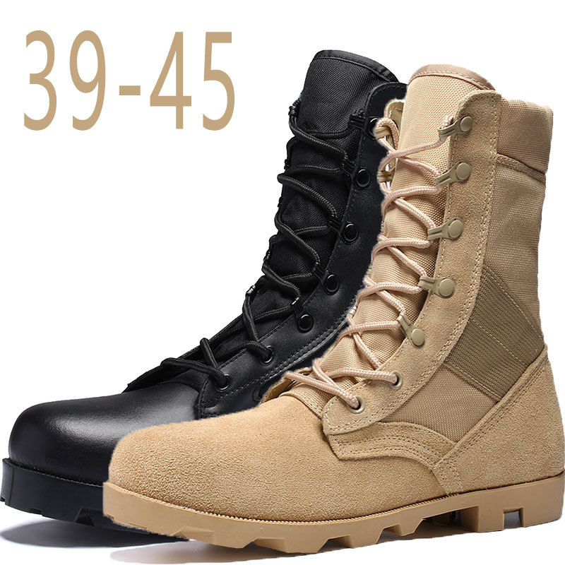 Winter Military Genuine Leather Boots for Men Combat <font><b>Bot</b></font> Infantry Tactical Boots <font><b>Askeri</b></font> <font><b>Bot</b></font> Army <font><b>Bots</b></font> Army Shoes <font><b>Erkek</b></font> Ayakkabi image