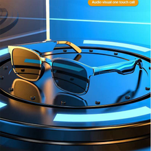 最新のbluetoothヘッドフォンスマート交換可能な処方レンズbluetoothイヤホンステレオ音楽サングラスhuawei社