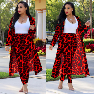 Image 5 - S 4XL New African Elastic Bazin Baggy Pants Rock Style Dashiki Long Sleeve Famous Suit For Lady/women Coat And Leggings 2pcs/se