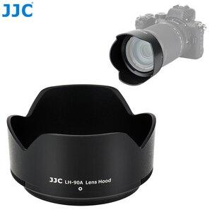 Image 1 - JJC Blütenblatt Stil Bajonett Objektiv Haube Für Nikon NIKKOR Z DX 50 250mm f/4,5 6,3 VR Objektiv Auf Nikon Z50 Ersetzt Nikon HB 90A Objektiv Schatten