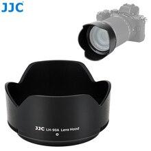 JJC лепестковая стильная байонетная бленда для объектива Nikon NIKKOR Z DX 50 250 мм f/4,5 6,3 VR объектив на Nikon Z50 заменяет Nikon строгий объектив