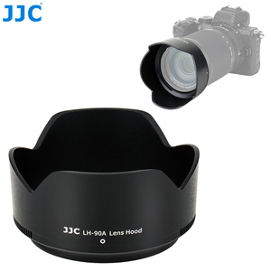 Image 1 - JJC 花びらスタイルバヨネットレンズフードニコンニッコール Z DX 50 〜 250 ミリメートル f/4.5 6.3 VR レンズニコン Z50 置き換え HB 90A レンズ