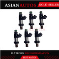 6x OEM топливный инжектор для Honda 06164-P8E-A00 MDX 3.5L Acura CL TL 3.2L V6 01-04