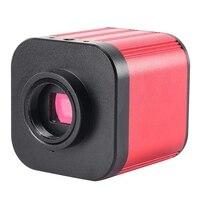 4K UHD CMOS Digital Microscope Camera 1080P Full HD 120FPS Industrial C Mount Video Camera for Phone Repair Soldering