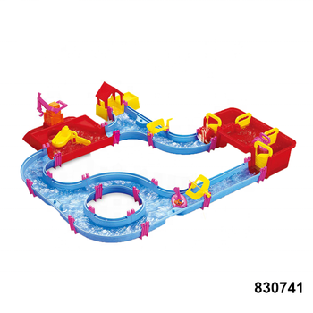 Children Summer Play Set Plastic Water Track Toys 830741