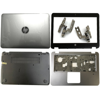 NEW Laptop LCD Back Cover/Hinges/Palmrest/Bottom Case For HP EliteBook 820 725 G3 821672-001 821658-001 821692-001 821662-001 швабра eurotex 080401 001 001 синий