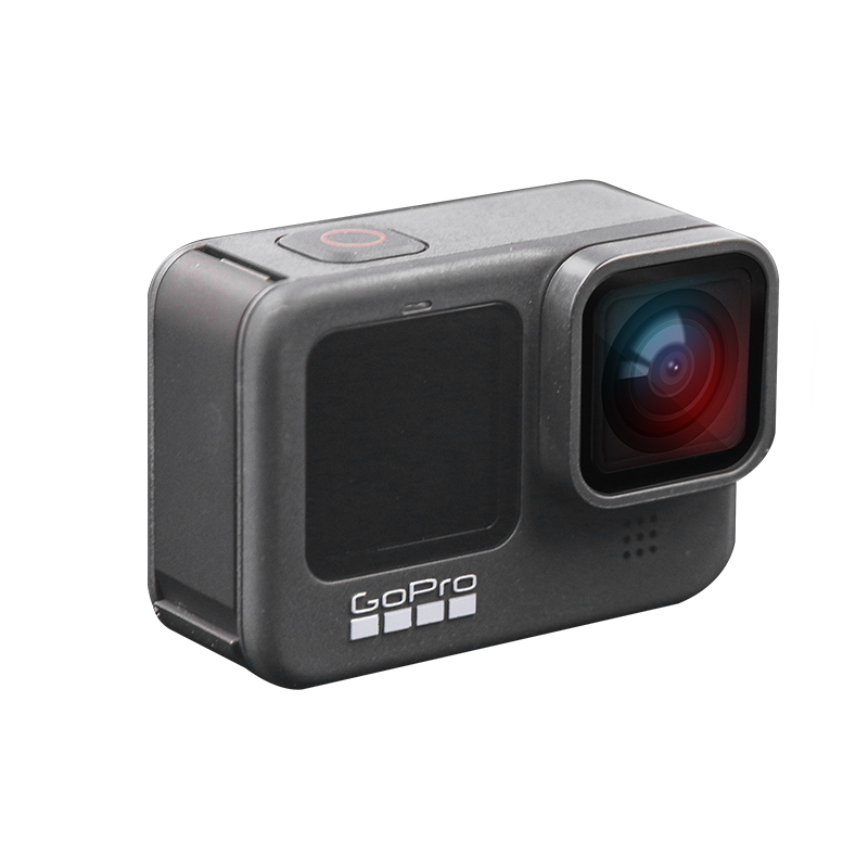 GoPro HERO 9 Black Underwater Action Camera 4K 5K with Color Front Screen, Sports Cam  20MP Photos, Live Streaming Go Pro HERO 9-3