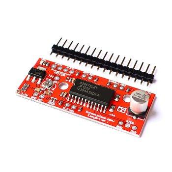 цена на A3967 EasyDriver Stepper Motor Driver V44 for arduino Development Board 3D Printer A3967 Module