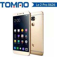 Nuovo originale Letv LeEco Le S3 X626 4G LTE cellulare 4GB RAM 32GB ROM FHD Deca Core 1920X1080 21.0MP Android 6.0 Fingerprint