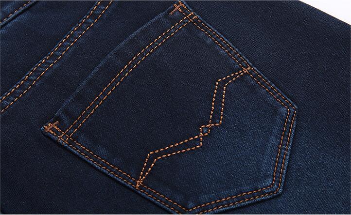 Платье принцессы милые джинсы Лолита «Метеор» с рисунком «сердечки», зимнее пальто для девочек в студенческом стиле для студентов в Корей... - 6