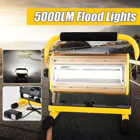 100 w projector led holofotes ao ar livre led projetor refletor bouwlamp lampada de construcao