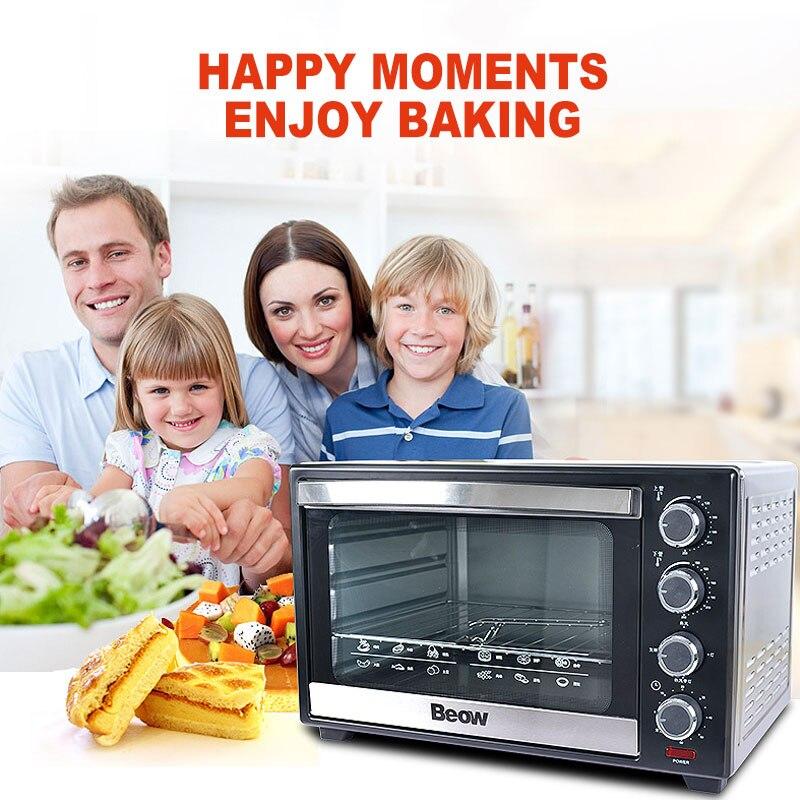 Four à gâteau électrique domestique four de cuisson Commercial multifonction grande capacité gâteau 38L four BD-K38A
