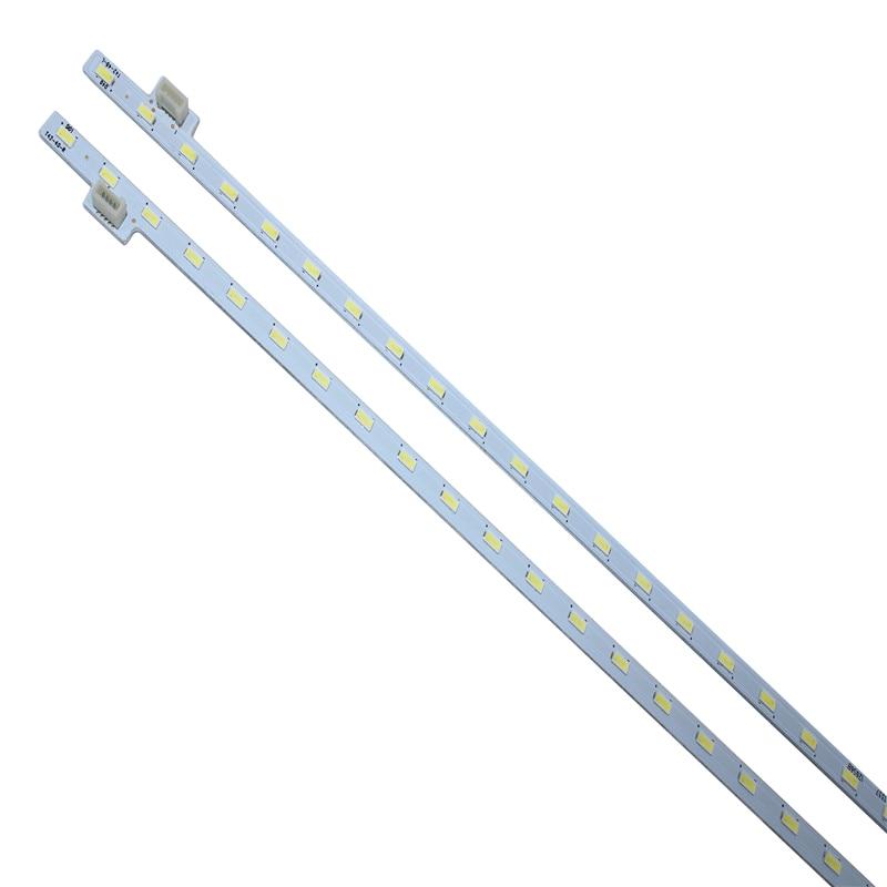 Novo Kit 2 peças/lote 40LED 463 MILÍMETROS LED strip para KDL-42W650A 74.42T35.001-0-DX1 74.42T31.002-0-DX1 13510N T42-40-R L