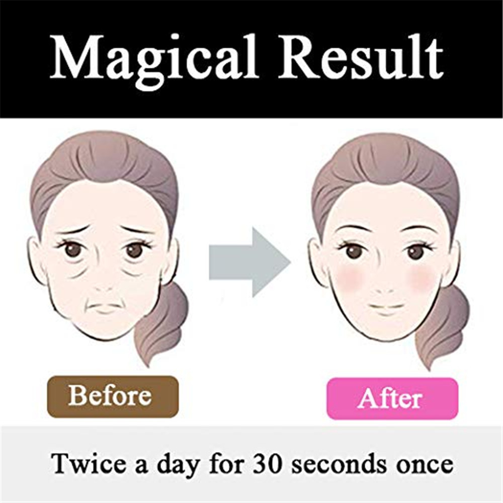 Facial Fitness Muscle Trainer Facial Flex Face Exercise Anti Aging Smooths  F7.24