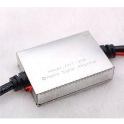 Uniwersalny wzmacniacz sygnału FM 88-108 Mhz 12-24V wzmacniacz przeciwzakłóceniowy T8WF