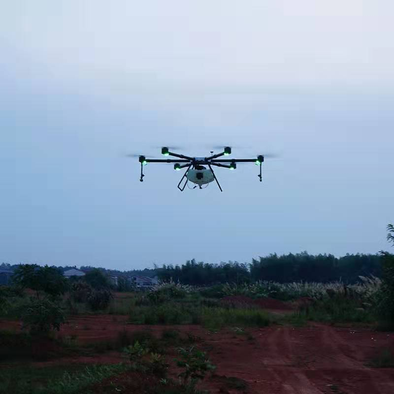 16kg Agricultural Spraying Drone-Quality and Sustainability on Crops