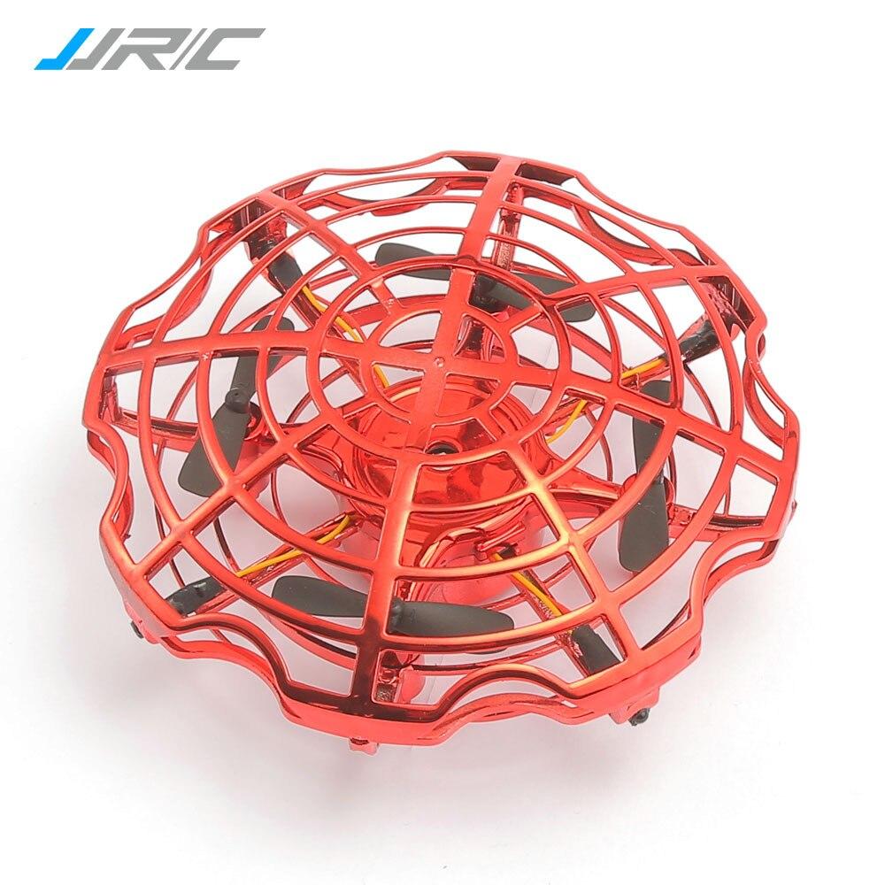 A18ufo Sensing Unmanned Aerial Vehicle Smart Sensing Quadcopter Drop-resistant Suspension Plane Toy
