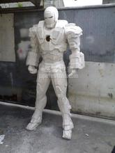 Bộ Phim Người Sắt Máy Chiến Tranh Mũ Bảo Hiểm Giáp 1:1 Đeo 3D Mô Hình Giấy Cosplay