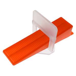 Image 4 - Free Shipping Hand Tool Pliers Disposable Plastic Bases Plastic Wedges Tile Locator Leveling System Tiling Installation Tool
