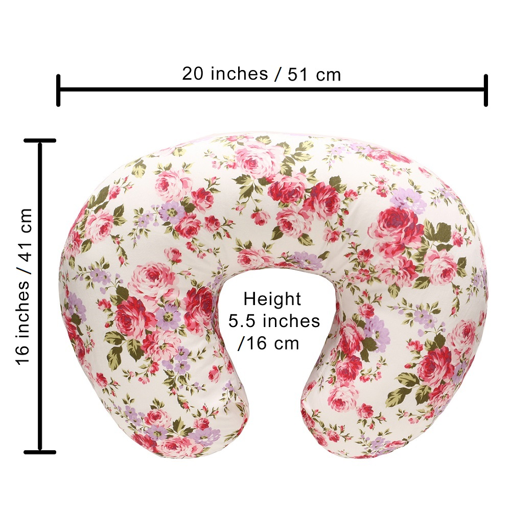 LAT Brand New Baby Nursing Pillows for Breastfeeding Maternity Bewborn Baby U-Shaped Nursing Pillow Waist Cushion Baby Care