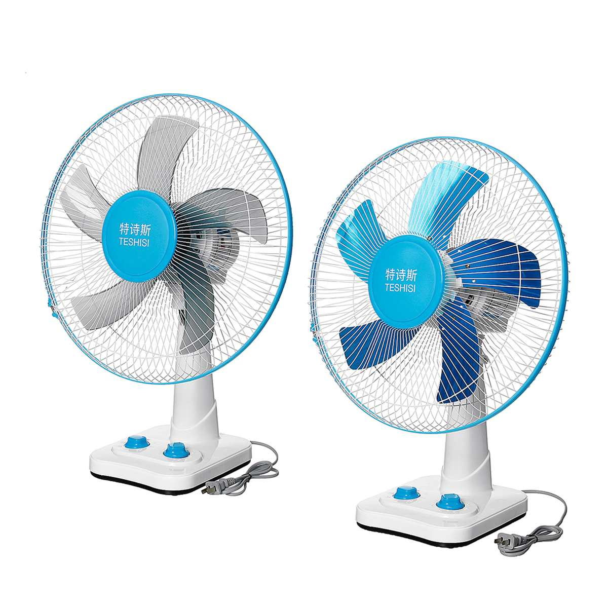 16 Inch 5 Blades Electric Floor Standing Fan 3 Speed Cooling Wind Floor Mute Fan Portable Home Dorm Air Conditioning Appliance