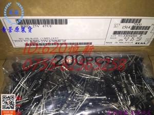 Image 3 - 50PCS ELNA RBD 25V47UF 6.3X11MM black Non polar 25v 47uf audio electrolytic capacitor CE BP 47uF/25V BP 47UF 25V