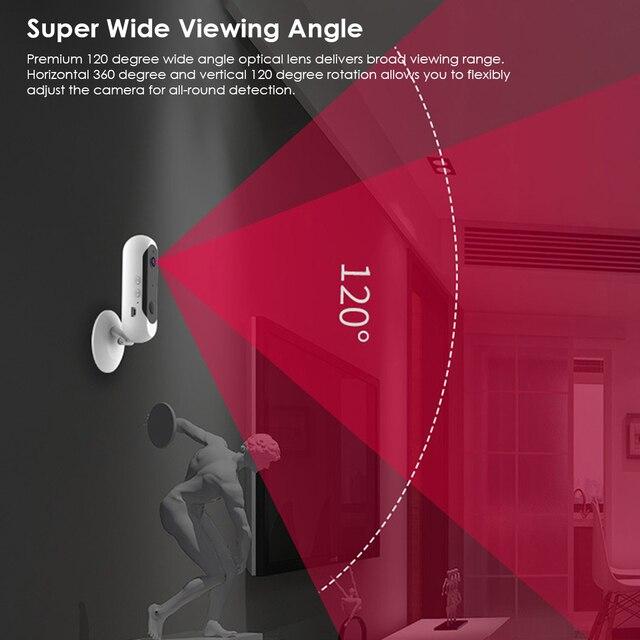 HD 1080P Wireless Baby Monitor 5