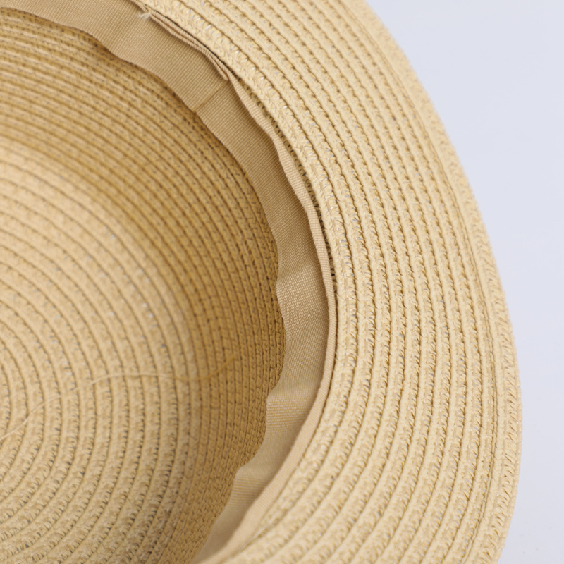 Simple Summer Casual Beach Hat Female 22
