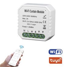 FFYY-Tuya Smart Life WiFi Curtain Switch Module for Roller S