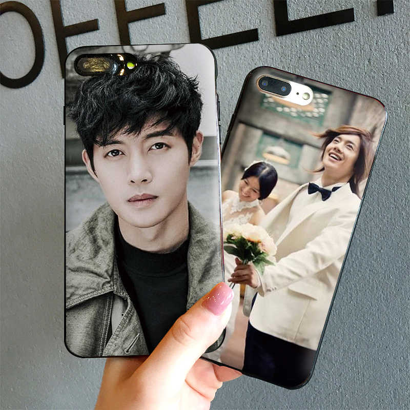 Pour Huawei P8 P9 Mini P10 P20 2019 P30 LITE pour Huawei P Smart Z 2018 P20 Pro coque de téléphone coque EXO Baek Hyun