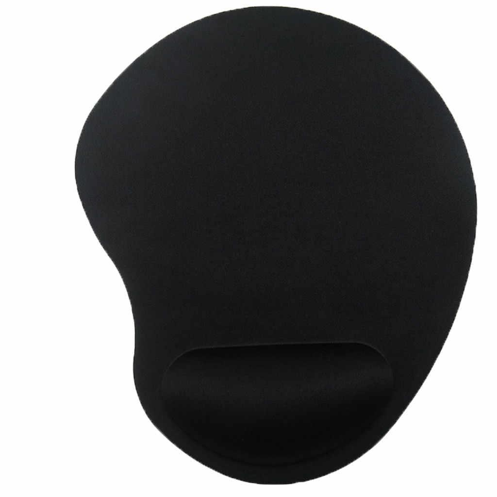 遅いバウンスバックアップグレードマウスリストレストパッド手首疼痛緩和ゲームに最適のノートパソコンのオフィスゲーマー。