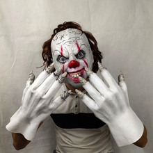Stephen Kings It Chapter Two Pennywise Cosplay Gloves Mitten Halloween Props